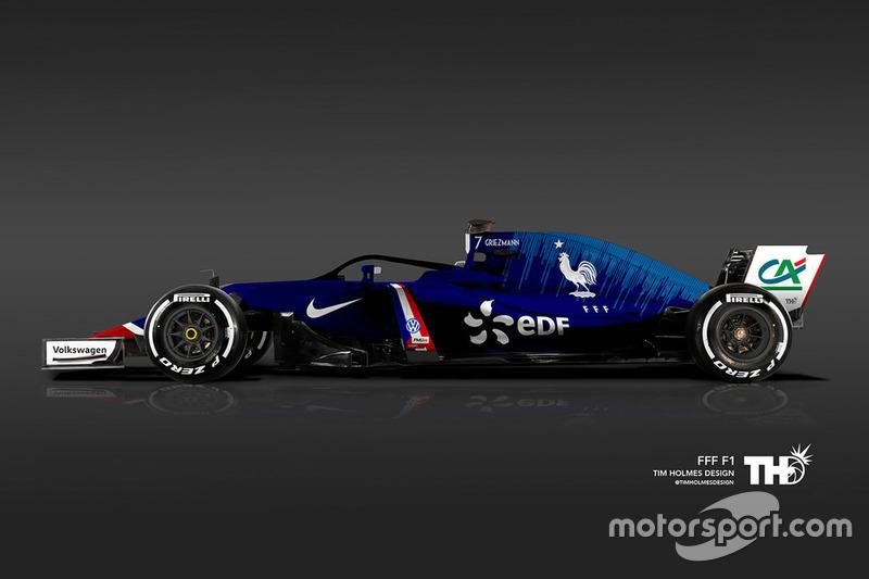 F1 Team Francia