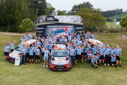 Rallye d'Australie