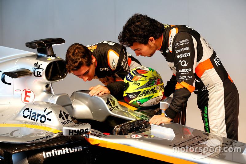 Серхіо Перес, Естебан Окон, Sahara Force India F1, Sahara Force India F1 VJM10