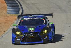 #14 3GT Racing Lexus RCF GT3: Sage Karam, Robert Alon, Ian James
