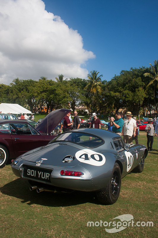 Jaguar E-Type Low Drag Coupé von 1962