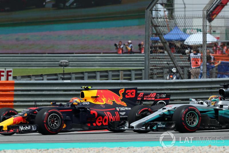 6. Макс Ферстаппен, Red Bull Racing RB13 - 93