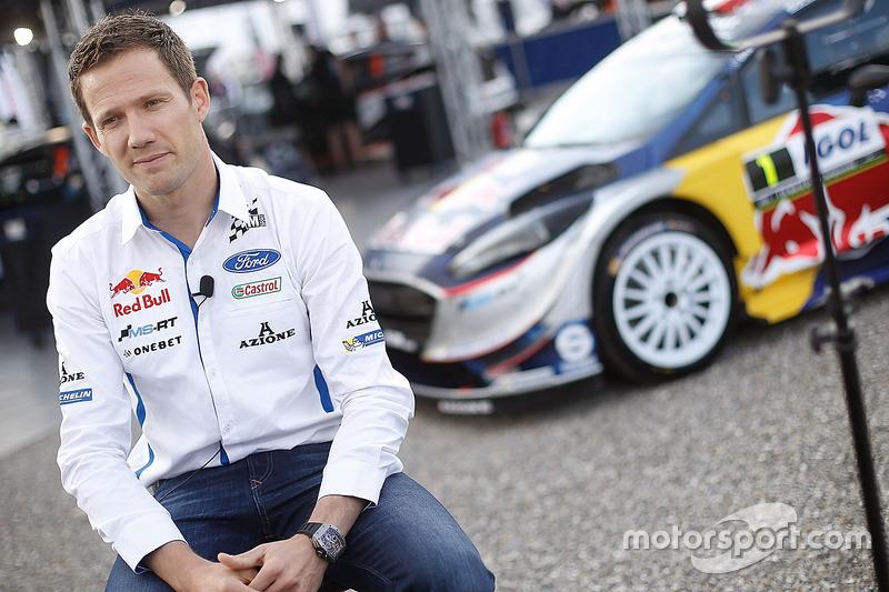 Sébastien Ogier, M-Sport