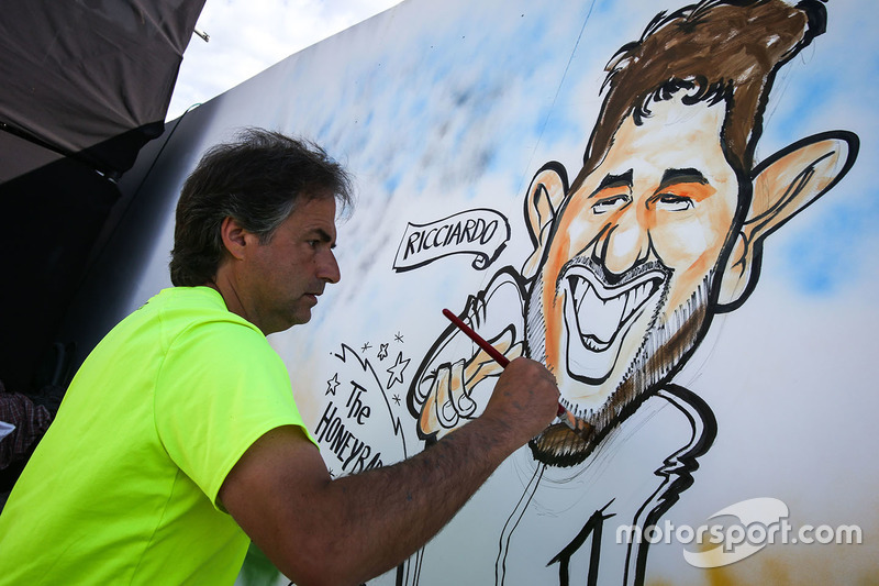 Художники малюють карикатури