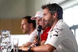 Pressekonferenz, Timo Glock, BMW Team RMG, BMW M4 DTM