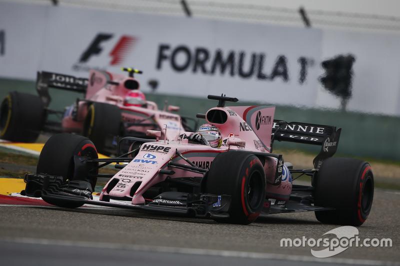 La constancia de Force India
