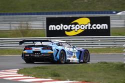 #13 RWT Racing, Corvette C7 GT3-R: Sven Barth, Maximilian Hackländer