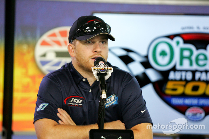 Chris Buescher, JTG Daugherty Racing, Chevrolet