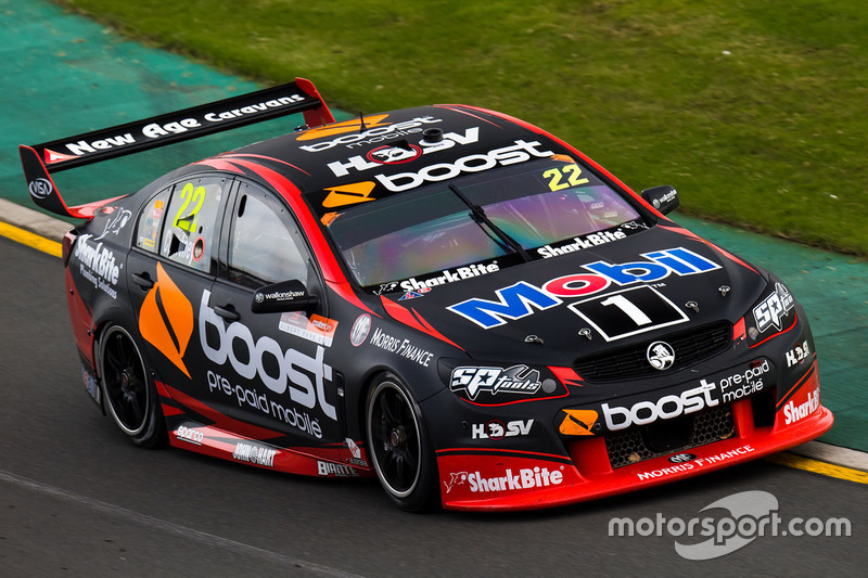 #22: James Courtney, Holden Racing Team