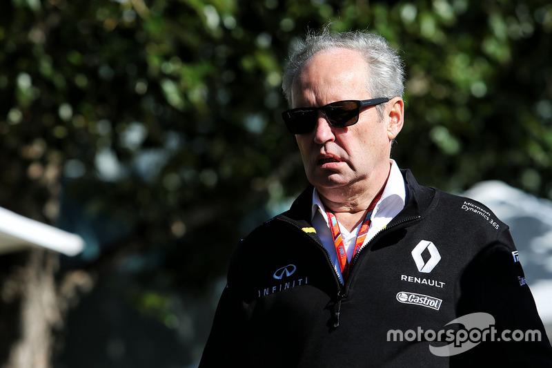 Jerome Stoll, Renault-Präsident