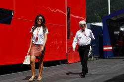 Fabiana Ecclestone, Bernie Ecclestone