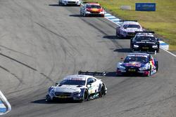 Gary Paffett, Mercedes-AMG Team HWA, Mercedes-AMG C63 DTM, Mattias Ekström, Audi Sport Team Abt Sportsline, Audi A5 DTM, Bruno Spengler, BMW Team RBM, BMW M4 DTM