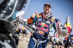 Bike winner #6 Red Bull KTM Factory Racing KTM: Matthias Walkner