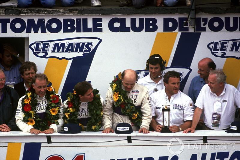 1990: John Nielsen, Price Cobb, Martin Brundle
