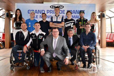 MotoGP法国大奖赛发布会