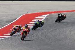 Marc Márquez, Repsol Honda Team, Dani Pedrosa, Repsol Honda Team, Valentino Rossi, Yamaha Factory Racing