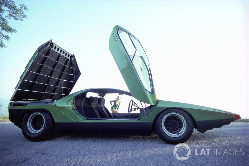 Bertone Carabo, based on Alfa Romeo 33 Stradale