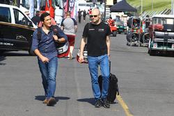 Alvaro Parente, Rob Bell, Garage 59