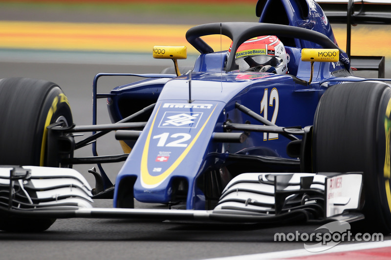 Феліпе Наср, Sauber C35 з Halo