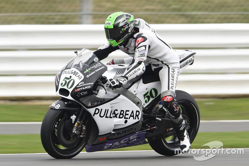 6. Eugene Laverty, Aspar MotoGP Team