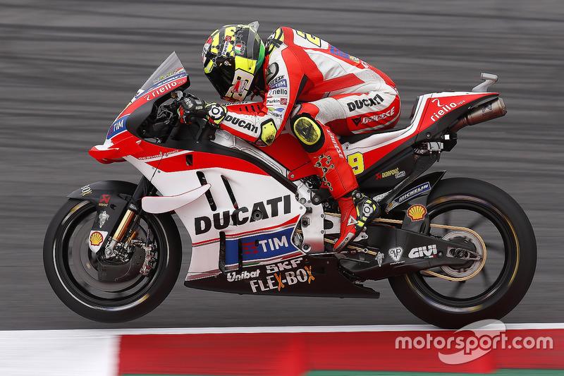 2016: Ducati Desmosedici GP