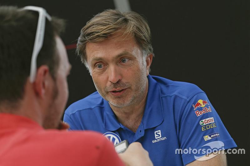 Jost Capito, Volkswagen Motorsport Director