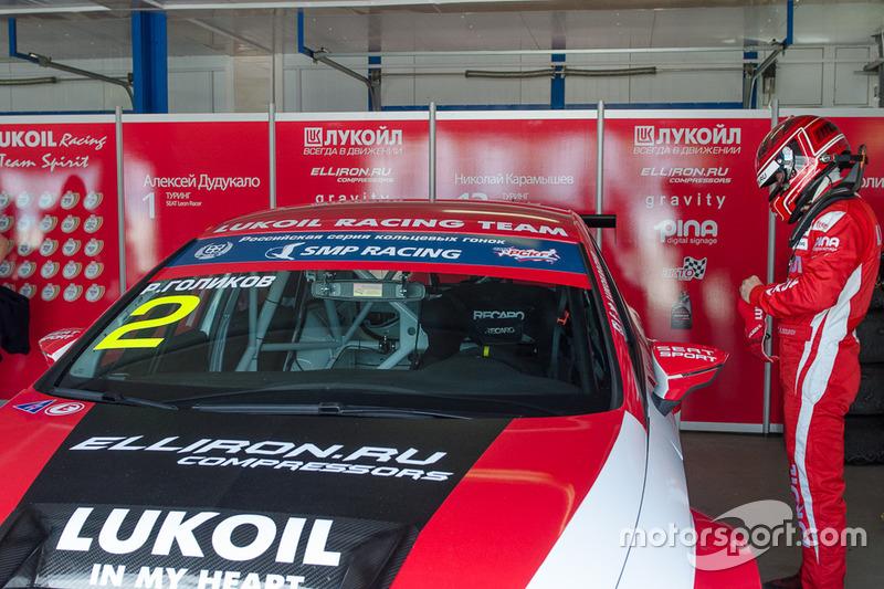 Роман Голиков, Lukoil Racing Team