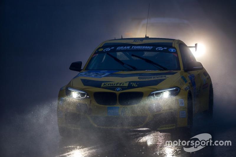 #320 Walkenhorst Motorsport powered by Dunlop, BMW M235iR
