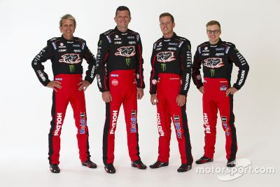 Holden Racing Team Livery Driver announcement