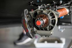 Brembo brake detail