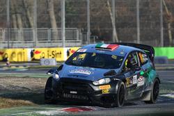 Stefano d'Aste, Linda d'Aste, Ford Fiesta WRC