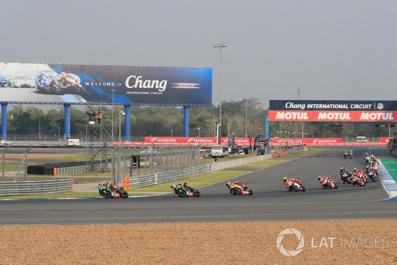 World Superbike Thailand 2018