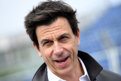 Toto Wolff, Director Ejecutivo, Mercedes AMG