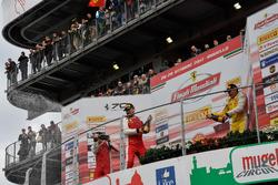 Podium Trofeo Pirelli