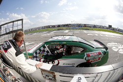 Kevin Harvick, Stewart-Haas Racing with Biagi-Denbeste Racing, Hunt Brothers Pizza Ford Mustang cele