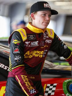 Riley Herbst, Joe Gibbs Racing, Toyota Camry Advance Auto Parts
