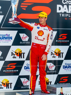 Podium: Scott McLaughlin, DJR Team Penske Ford