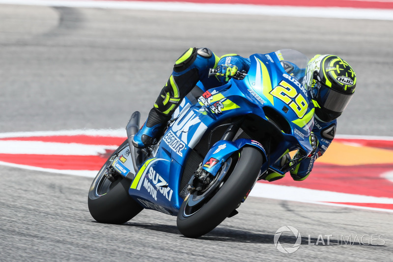 2. Andrea Iannone, Team Suzuki MotoGP