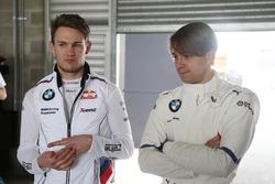 #43 BMW Team Schnitzer BMW M6 GT3: Augusto Farfus, Marco Wittmann