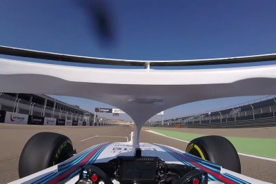 Presentación Williams FW41