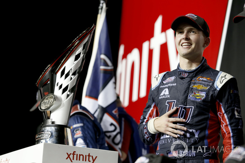 NASCAR Xfinity (NXS): William Byron (USA)
