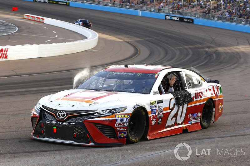 Phoenix (Arizona): Matt Kenseth (Gibbs-Toyota)