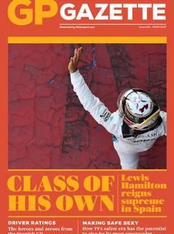 GP Gazette 028 Spanish GP