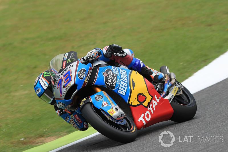 Alex Márquez, Marc VDS Moto2