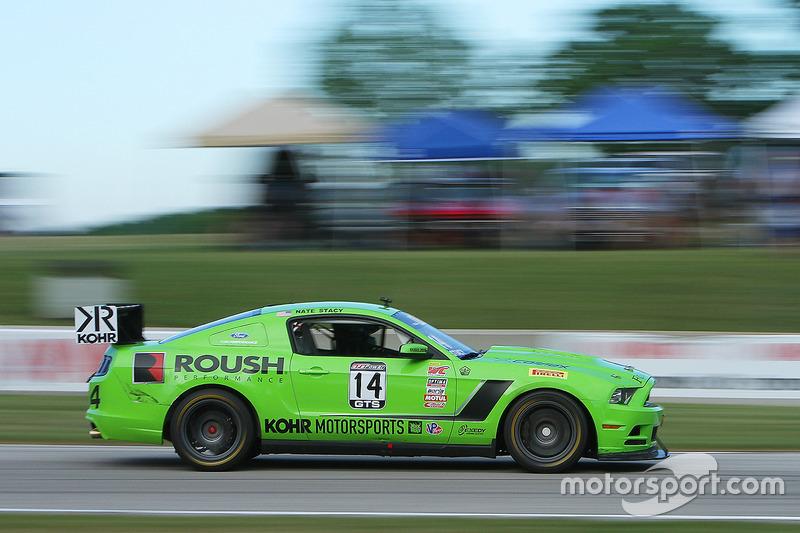 #14 Roush Performance Ford Boss 302: Nate Stacy