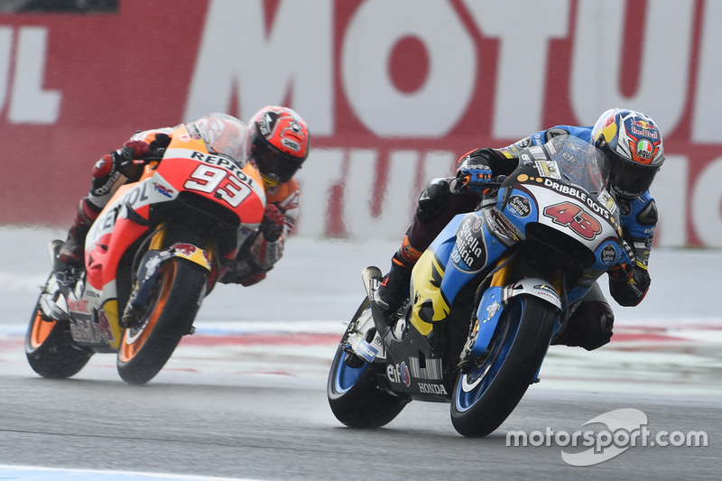 Jack Miller, Marc VDS Racing Honda ve Marc Marquez, Repsol Honda Team