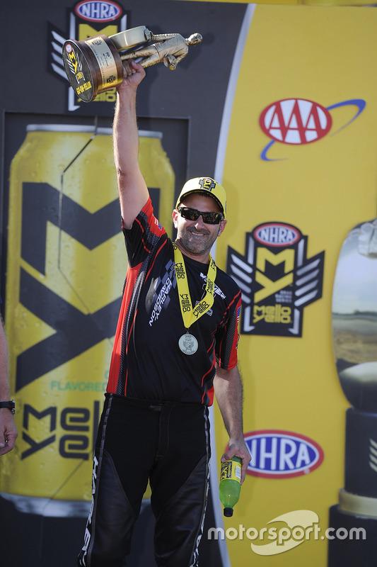 Sieger Pro Stock Bike: Eddie Krawiec