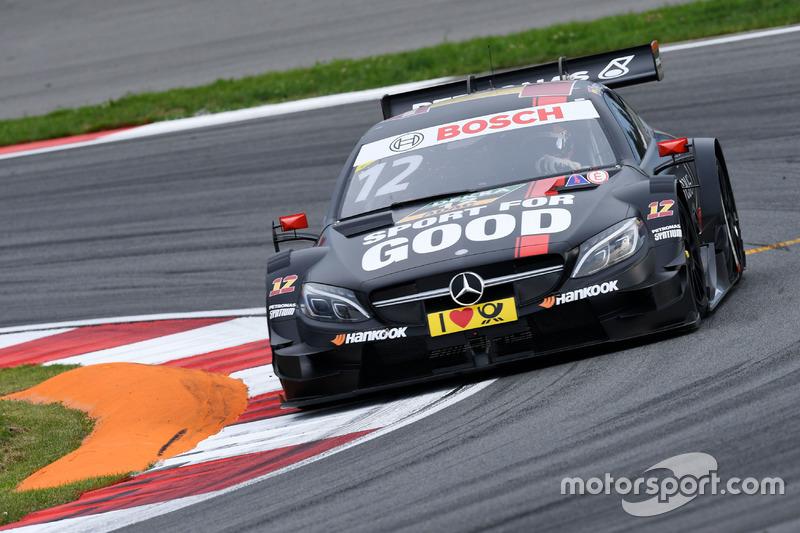 17. Daniel Juncadella, Mercedes-AMG Team HWA, Mercedes-AMG C63 DTM