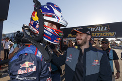 Polesitters Jamie Whincup , Paul Dumbrell, Triple Eight Race Engineering Holden