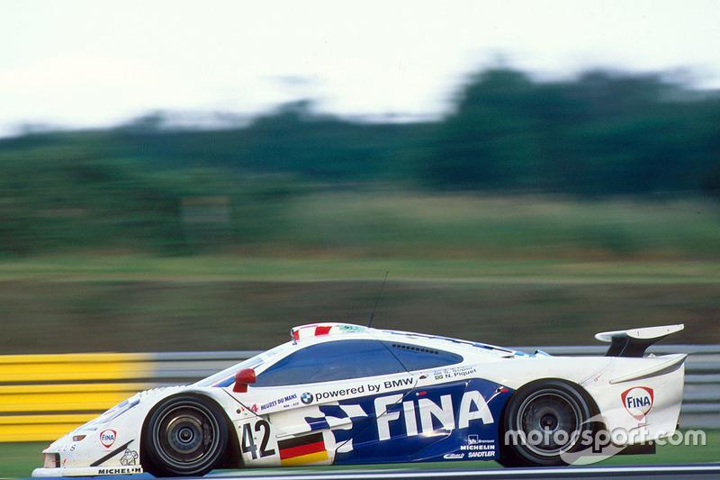 Fina & BMW